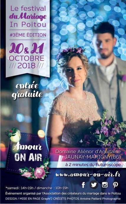 Festival du Mariage in Poitou - Amour On Air #3