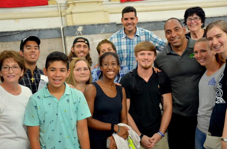 Havana-C4C Team with Jon Andrickson of The Strength Team