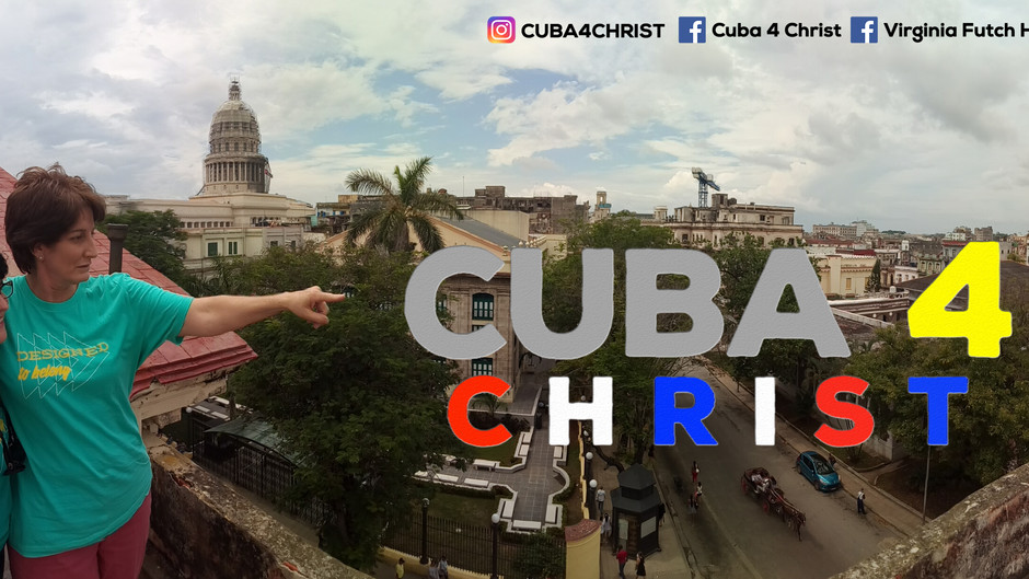 Cuba Summer 2018 Mission Trip Preparation
