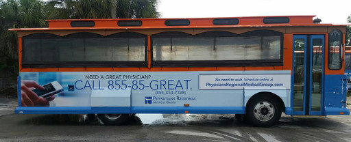 Vehicle Wrap & Mobile Ads
