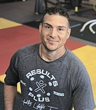 Todd Murray, Owner of Results Plus Fitness, Hamden, CT