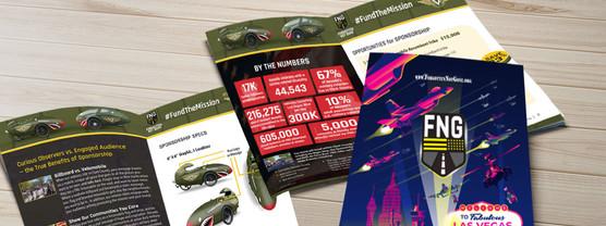 Copywriting & Brochure Design
