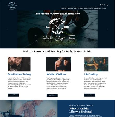 Wix Website Design & Copywriting