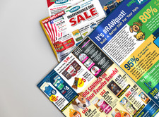 Sales Flyers & Circulars