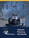 Website Planning Workbook Cover