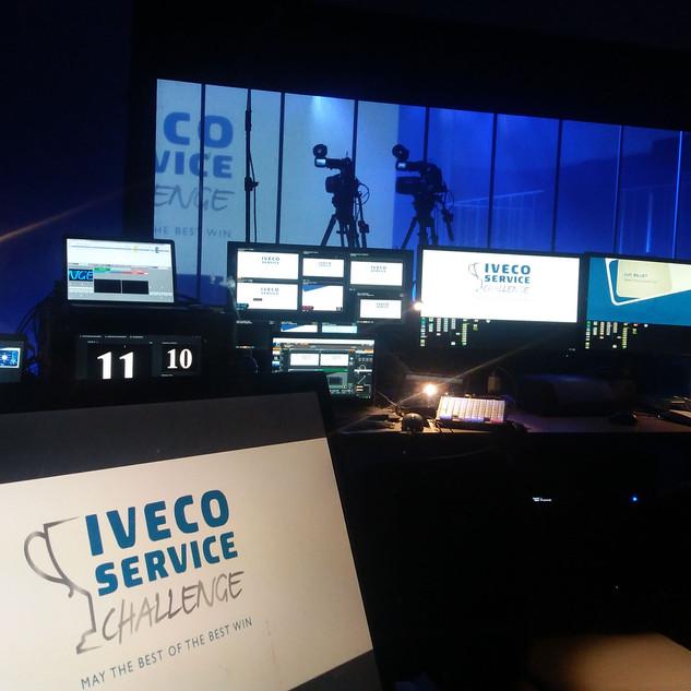 IVECO Service Challenge