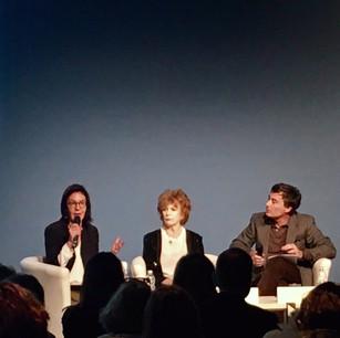 """Edna OBrien at Milan Literature Festival """"Tempo di Libri"""""""