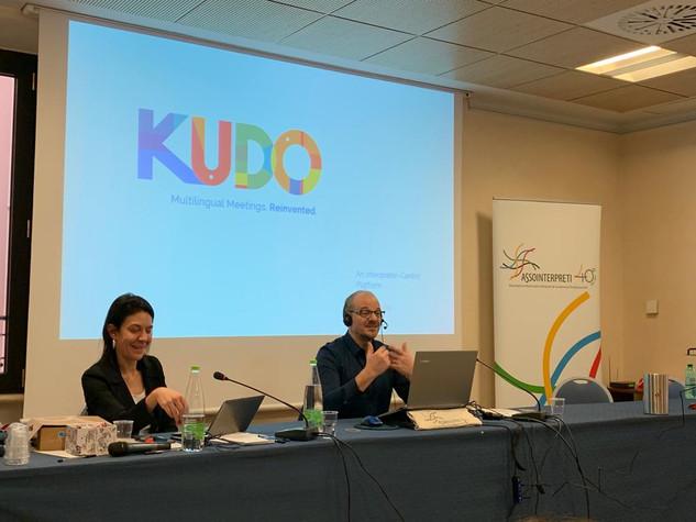 KUDO with Ewandro Magalhaes