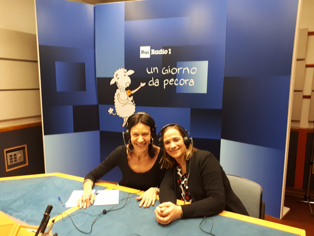 Tracy Chevalier Radio Tre 2020