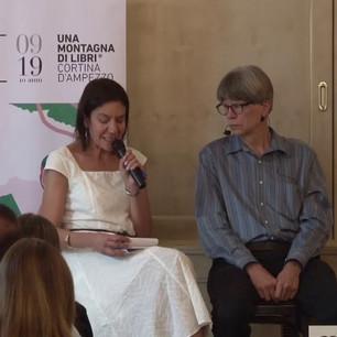 Richard Powers. Pulitzer Prize winner 2019, Una Montagna di Libri.jpg