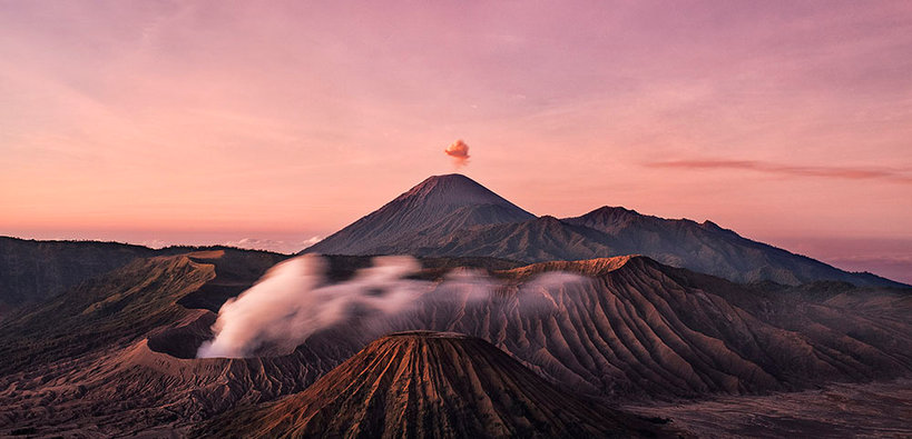 Mt Bromo, Java