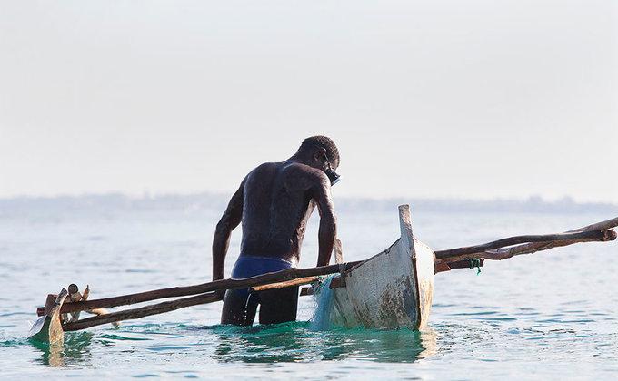 Vezo, Ifaty, Madagascar