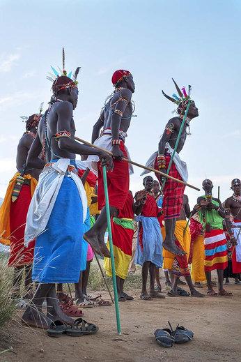 Wedding Dance, Kenya