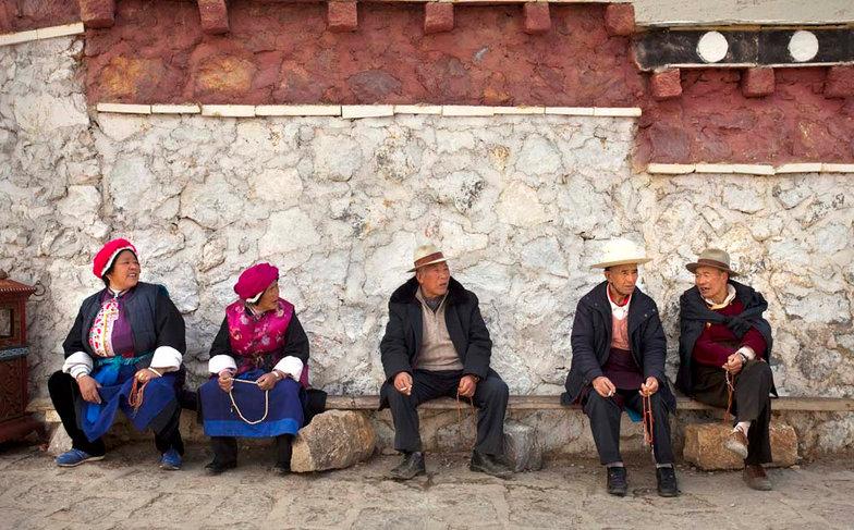 Songzanlin Temple, Zhongdian, China