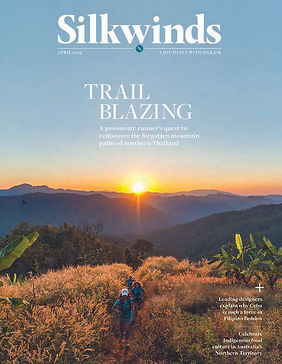Silkwinds Cover April 2019 Indigenous fo