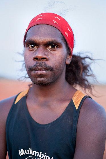 Yolngu Man, N. Territory, Australia