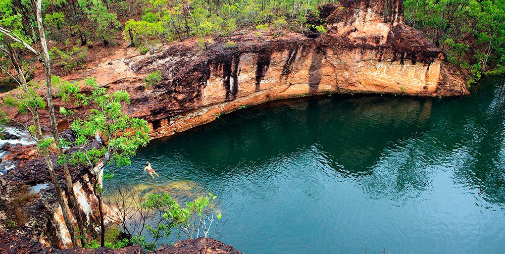 Nhulunbuy, N. Territory, Australia