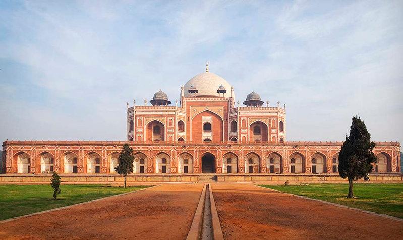 Humayun's Tomb, India