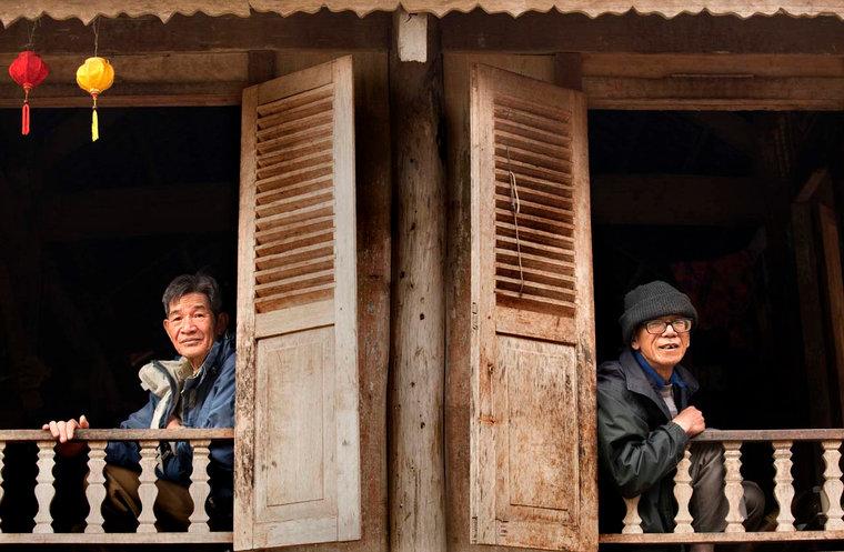 White Thai Village, Vietnam
