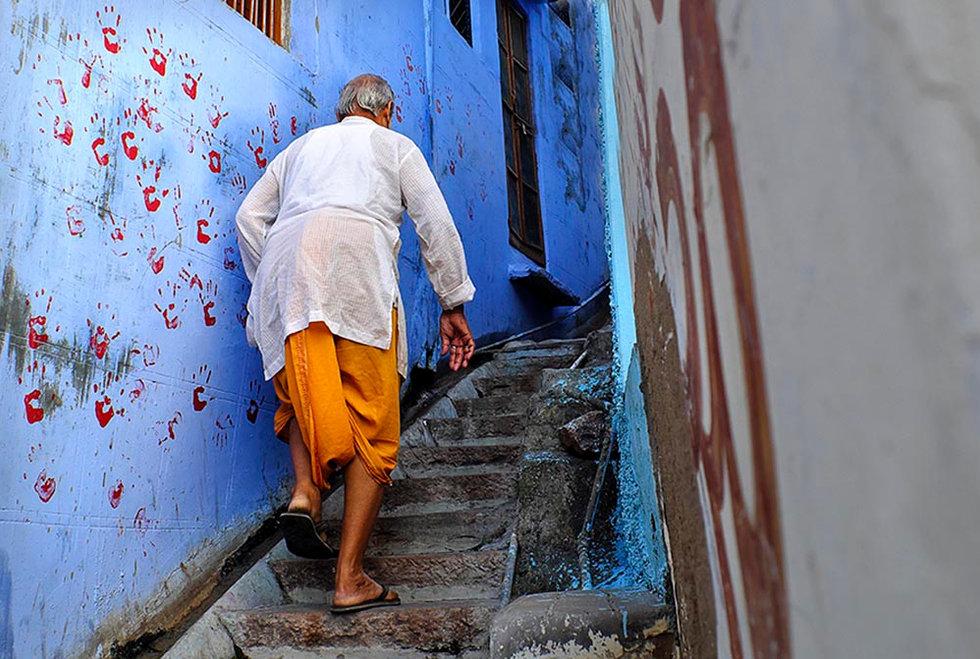 Blue City, Rajasthan