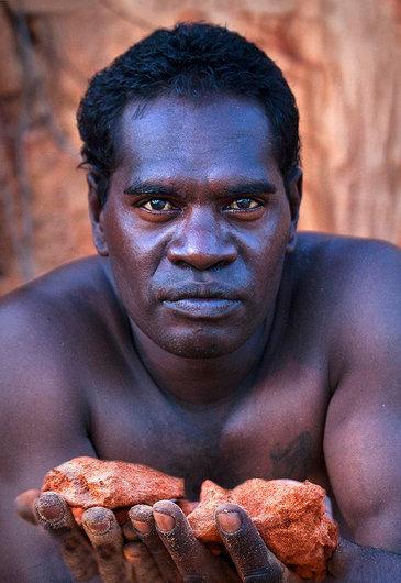 Red Earth, N. Territory, Australia