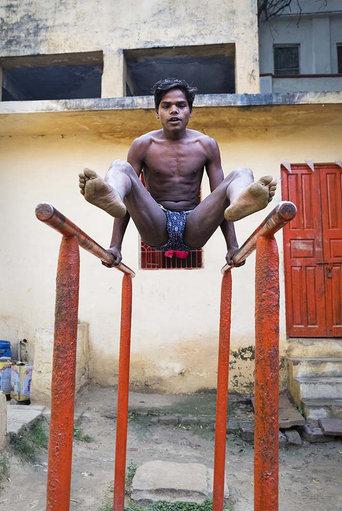 Akhara Wrestler, Varanasi