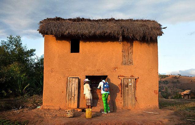 Rural Madagascar
