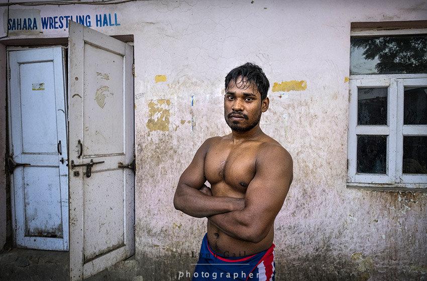 Wrestler, Delhi, India