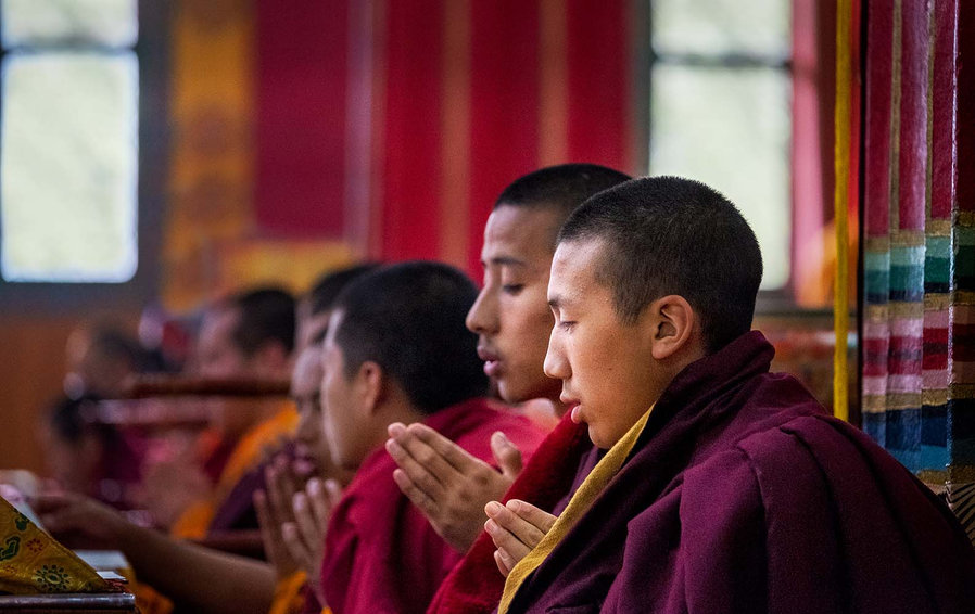 Buddhists, Bhutan