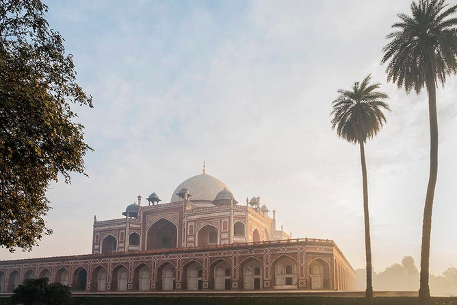 Humayan's Tomb, India
