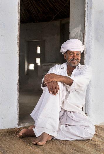 Bishnoi Man, India