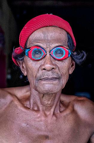Bajau Fisherman