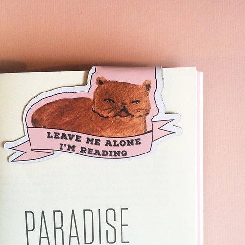 Magnetische kattenboekenlegger