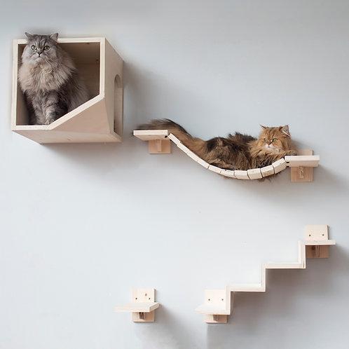 Kattenplankjes