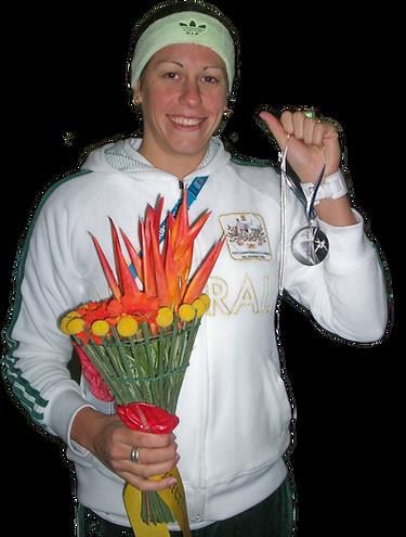 Jade Edmistone Commonwealth Games 2006.p