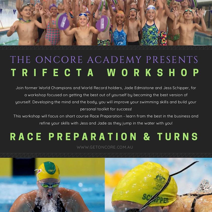 Trifecta Workshop - Race Prep 9-11AM