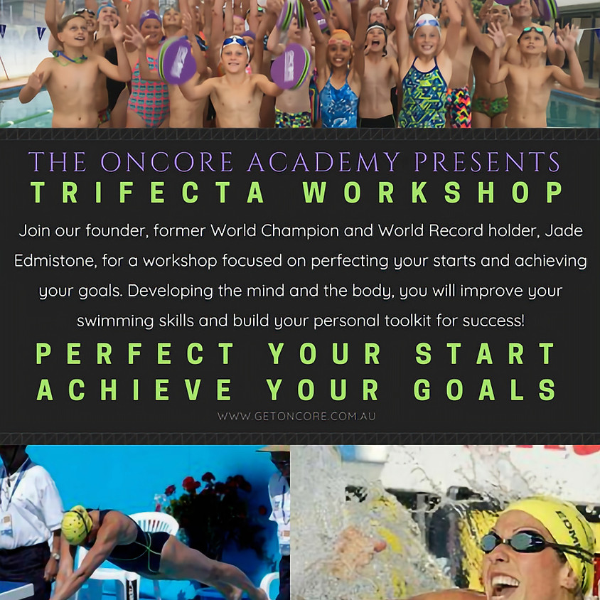Trifecta Workshop - Starts and Goals 8-10 years