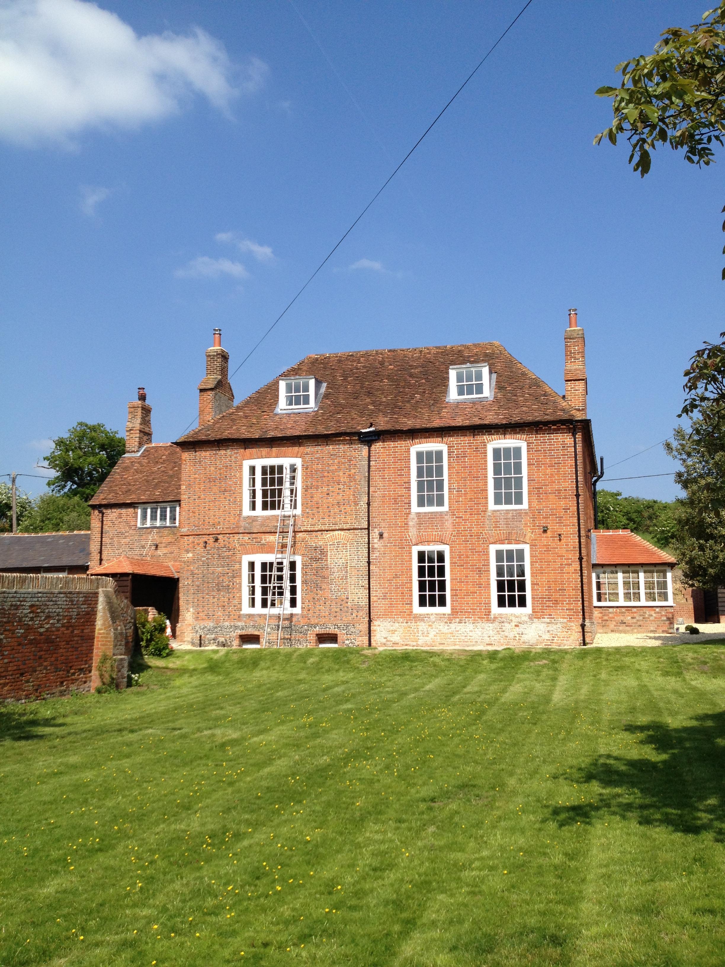 Nunhide Farmhouse