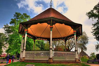 Bandstand Forbury Gardens