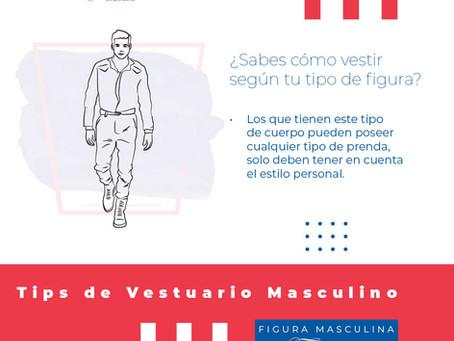 Los Tipos de Figura Masculina. El Trapecio (V)
