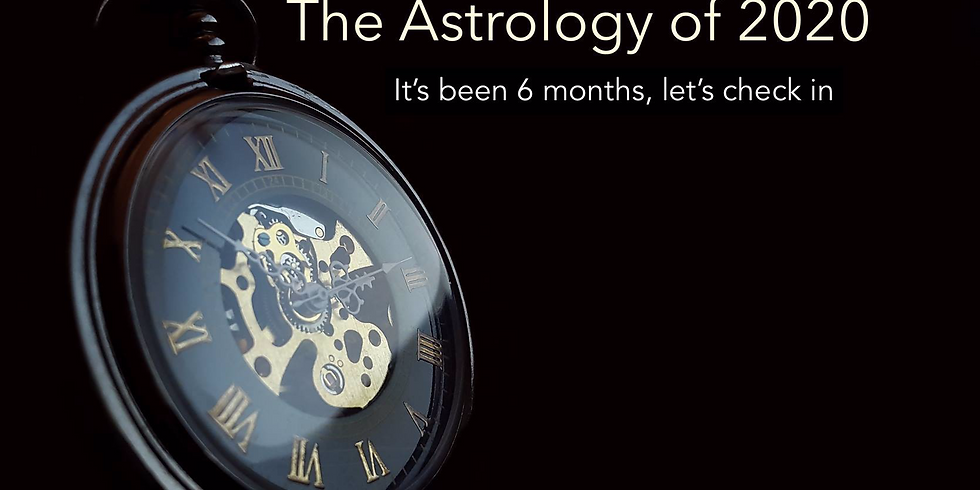The Astrology of 2020 - Follow Up Workshop