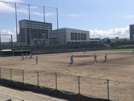 2021年秋季リーグ戦対広島大