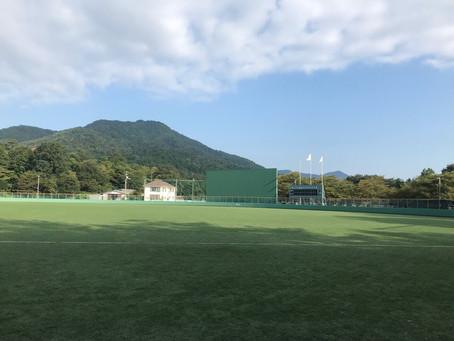 2019年秋季リーグ戦 対 広島経済大学 2日目