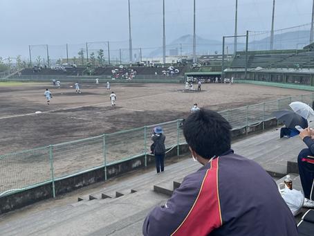春季リーグ最終戦対広島経済大学