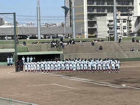 2021年春季リーグ戦 対広島大