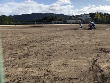 2020年秋季リーグ戦 対 広島工業大学 1日目