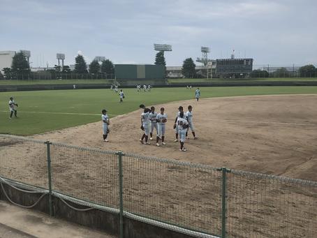 2021年秋季リーグ戦対広国大