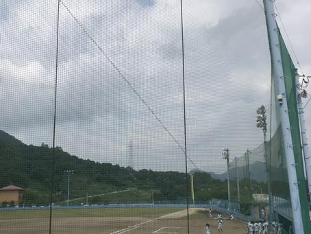 2020年秋季リーグ 対 広島大学2日目