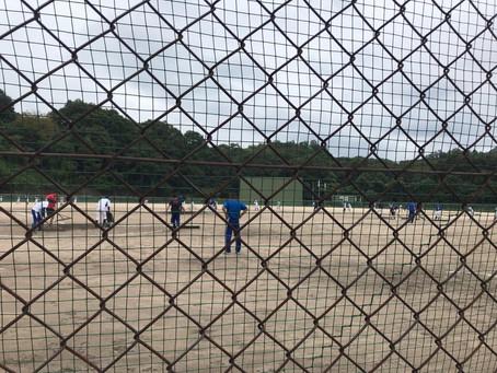 2019年秋季リーグ戦 対 広島修道大学 2日目