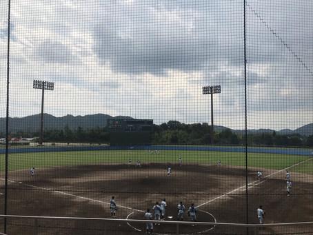 2019年秋季リーグ戦 対 広島修道大学 3日目